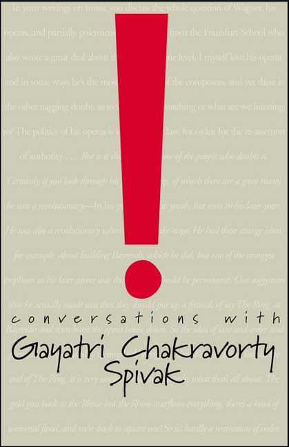 Conversations With Gayatri Chakravorty Spivak By Chakravorty, Swapan/ Milevska, Suzana/ Barlow, Tani E.